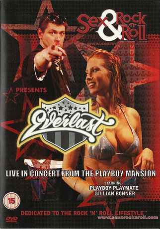 DVD. Everlast – Live In Concert From The Playboy Mansion. (2004)