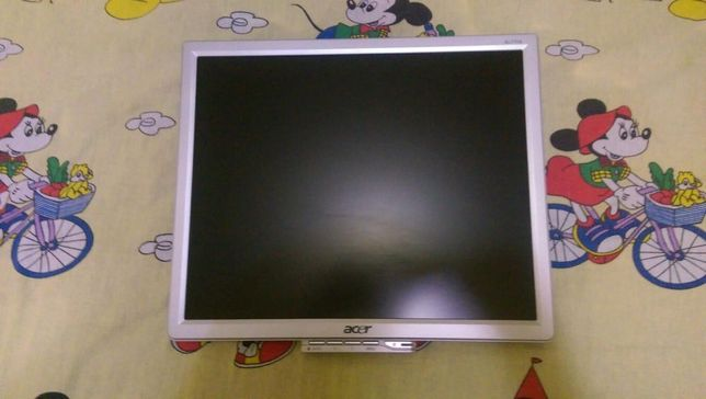 """Vand monitor acer 19"""" inch  NOU"""