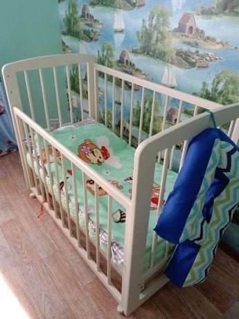 Кроватка детская манежка детский манеж