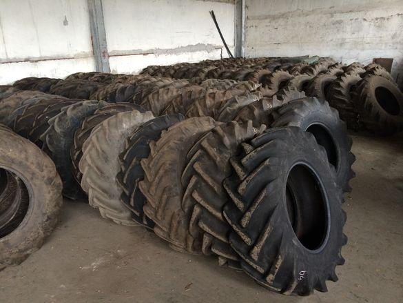 Гуми за селскостопанска и строителна техника