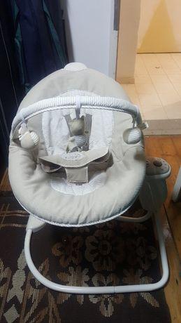 Електрическа бебешка люлка- шезлонг Graco