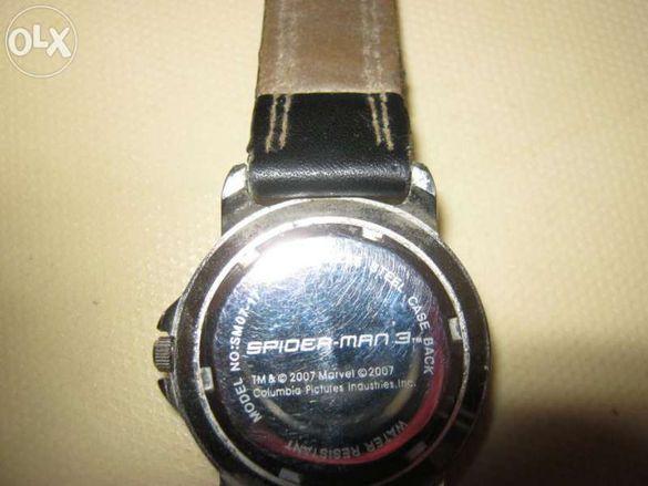 Часовник детски SPIDER MAN 3