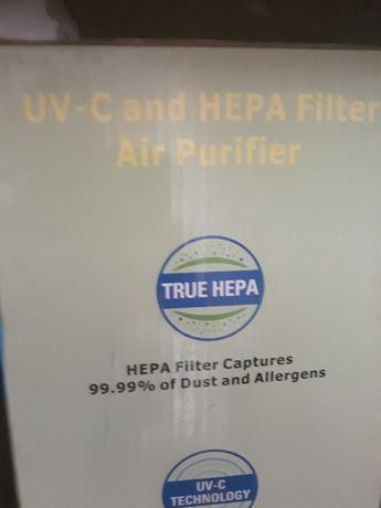 очиститель воздуха ионизатор