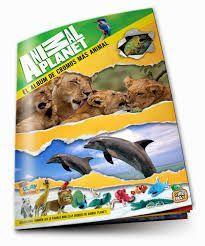 Стикери Animal Planet / Анимал Планет