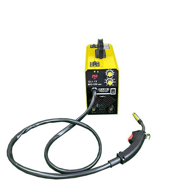 Инверторно телоподаващо + електрожен MIG/CO2-250 А - модел мини