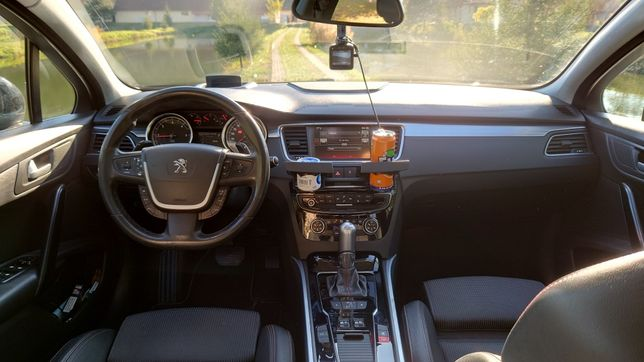 Peugeot 508 Gt, 180 cp, 2016, stare impecabila, acces keyless