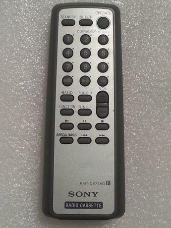 Telecomanda Sony RMT CE77AD Radiocasetofon