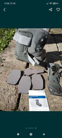 Orteză pneumatică cizma picior glezna Streifeneder mărimea M 38- 42,5