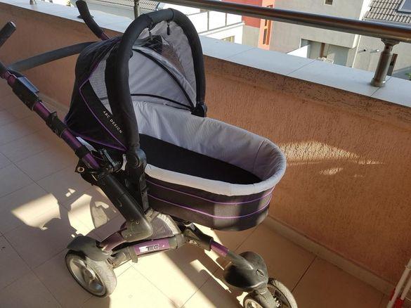 Детска количка Abc design 3tec