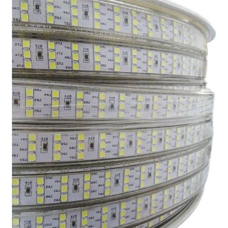 Banda LED 2835 276 SMD 220V, PENTRU SCAFE