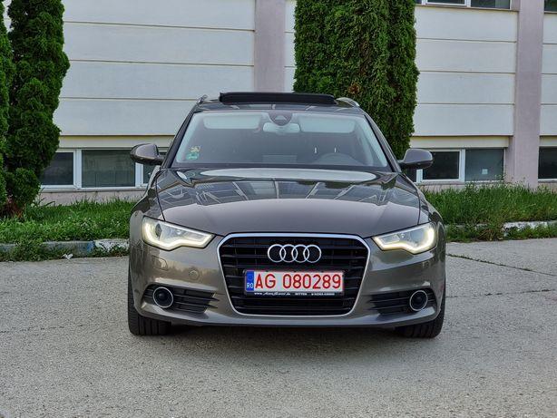 Audi A6 Capucinno / Distronic / ACC / Panoramic / R19 S Line / BiXenon