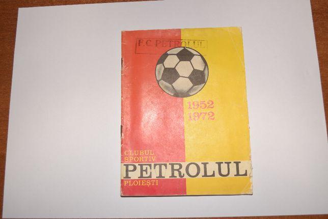 Foto-Album Echipa Petrolul Ploiești 1952-1972