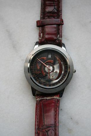 Glashutte, Automatic, Original, no.468, cadran maro combinat, 1000lei