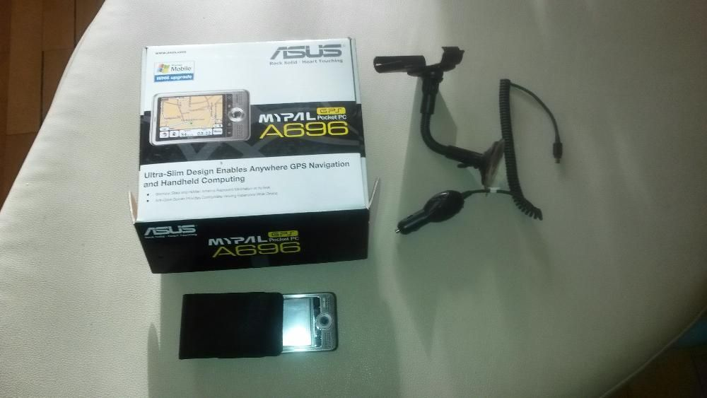 GPS Asus MyPal A696 Bucuresti - imagine 1