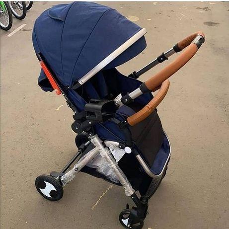 Кобалле с перекидной ручкой,коляска с перекидной ручкой (babytime)