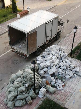 Вывоз мусора Старые мебели Газель услуги Демонтаж Грузчики