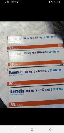Crema kamfolin  antireumatica