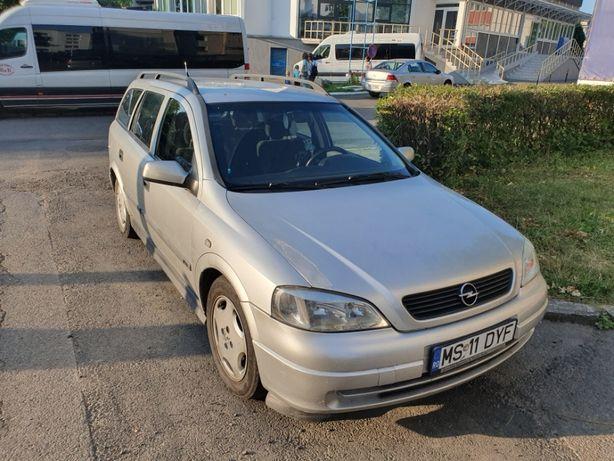 Opel Astra G GPL