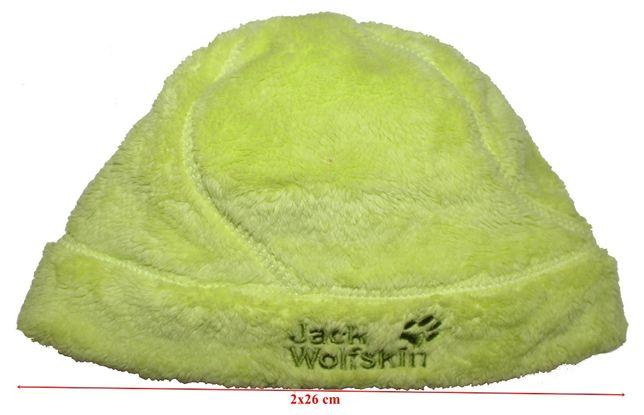 Caciula polar pufos Jack Wolfskin, copii, marimea One Size