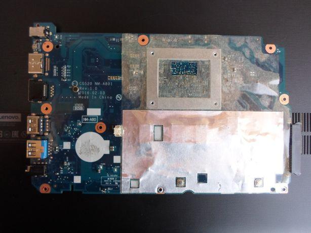 Placa de baza Lenovo Ideapad 110-15IBR CG520 NM-A801 rev 1.0