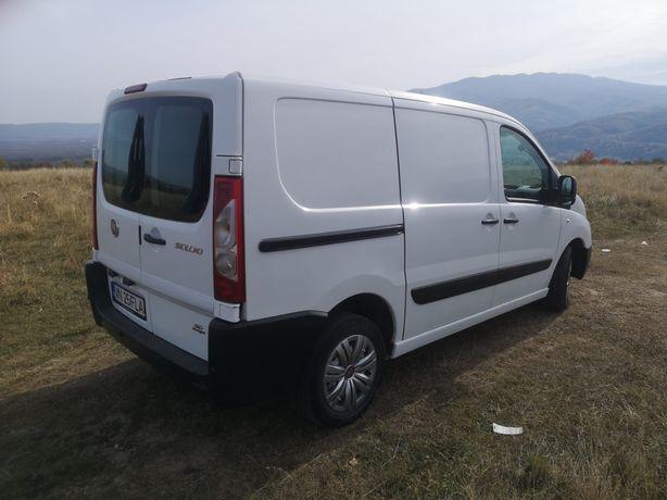 Vând Fiat scudo 2011