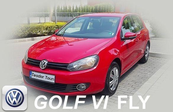VW Golf 6 - Кола под наем в София на ниски цени и най-добри условия!