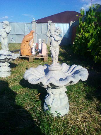 Statuetă, Fântână arteziană