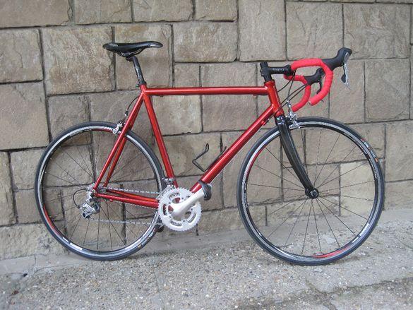 Шосеен велосипед 2x10 speed