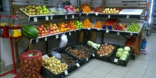 Сдаётся овощной отдел при минимаркете
