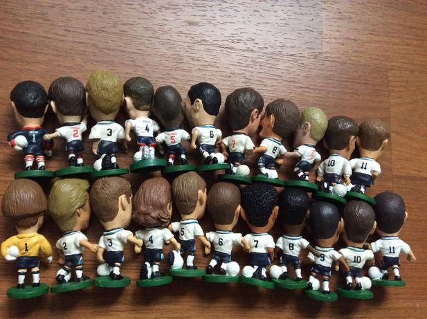 Figurine vintage fotbalisti Corinthian