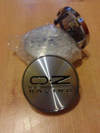 ПРОМО! 4 бр. Нови капачки за джанти O.Z Racing - 60mm външен диаметър