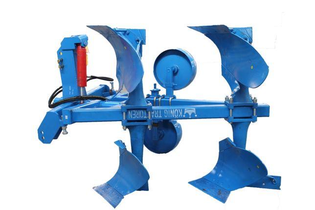 Plug reversibil hidraulic 2 trupite Konig TA42