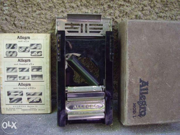 aparat de ascutit lame vintage-swiss made 1960