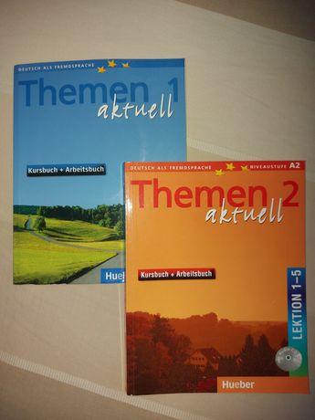 Учебници по немски Themen aktuell