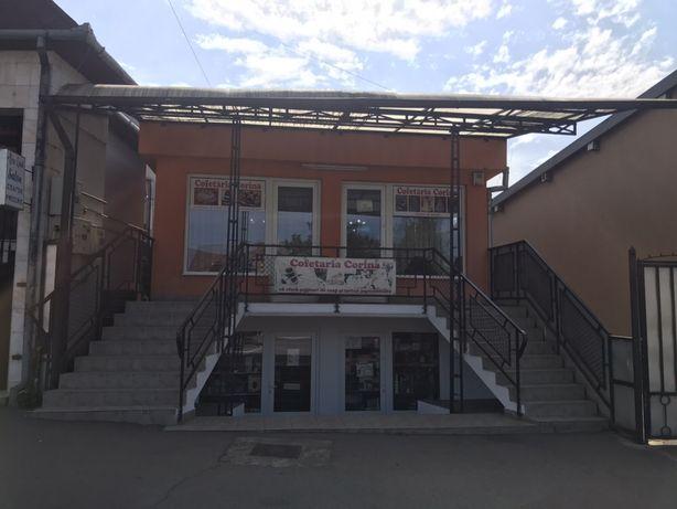 Vand casa + magazine zona centrala