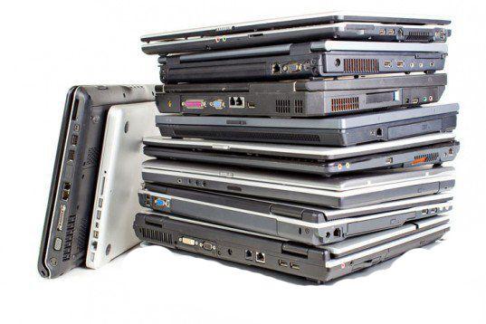 Продавам ЛОТ от лаптопи за ЧАСТИ може и по отделно