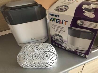 4-IN-1 Sterilizator electric Philips-AVENT