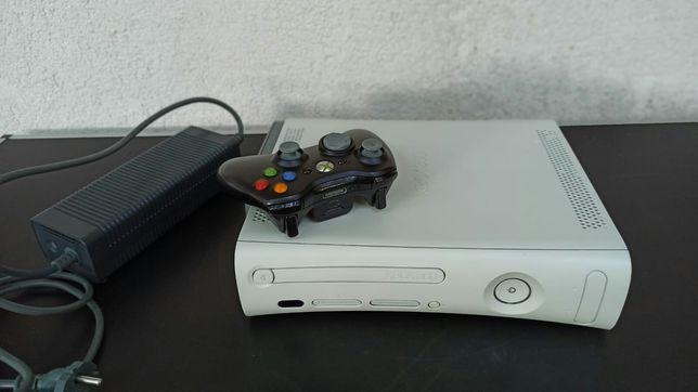 Consola - xbox - 360 - 60 gb - controller -joystick- maneta - wireless