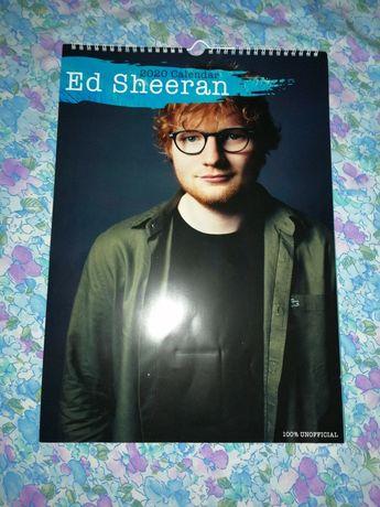 Календар на Ed Sheeran