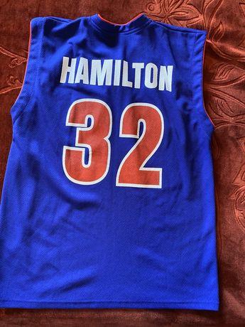 Maieu Hamilton Detroit Pistons.