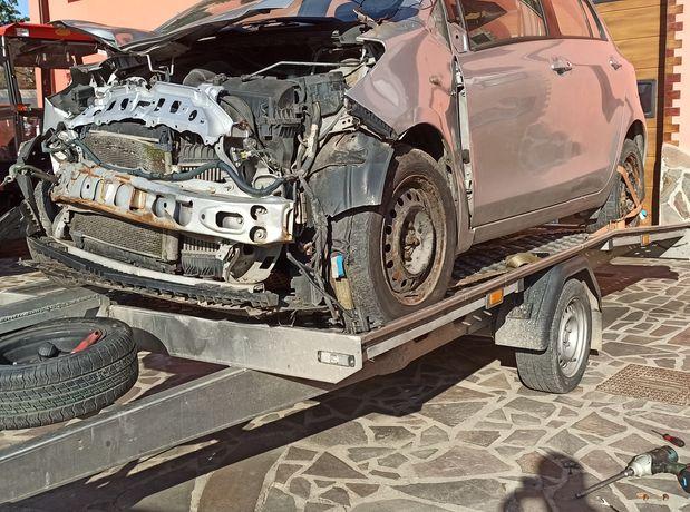 Dezmembrez Toyota Yaris an 2008