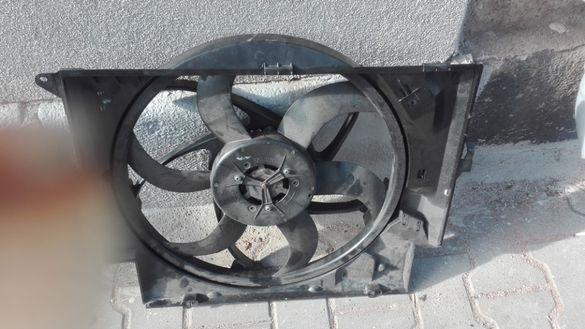 Вентилатор, Охлаждане на двигателя с оригинално качество