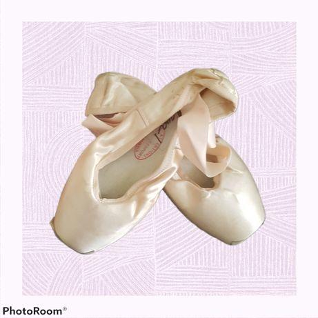 Пуанты для бальных танцев