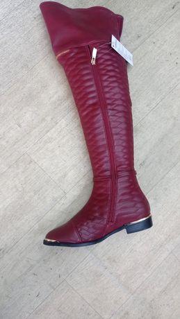 Зимние обуви сапоги оптом. От 2000тг