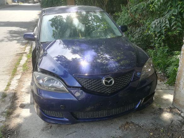 Мазда 3 / Mazda 3 - на части