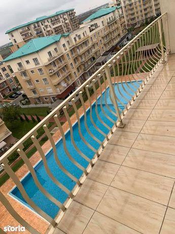 Apartament 3 camere, 2 bai , 2 terase 30 mp, in Complex Cosmopolis !