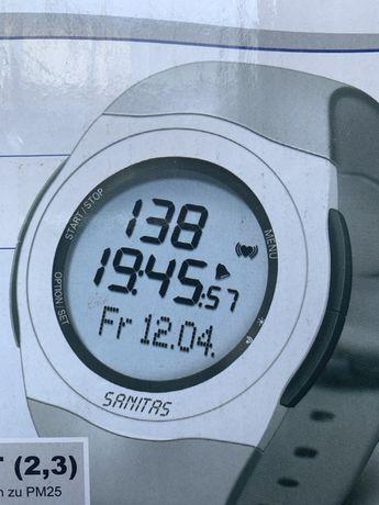 Ceas fitness sanitas spm25 cu masurare puls