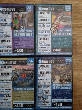 Dvd de la revista XtremPC - Jocuri, Programe PC 2006 .