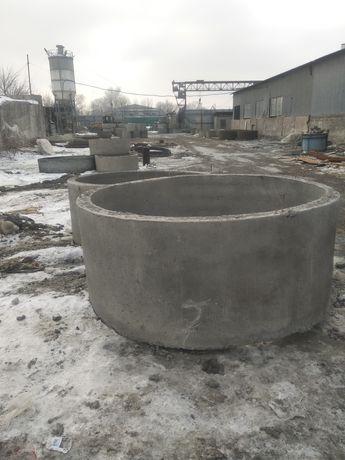 Кольца бетонные септик