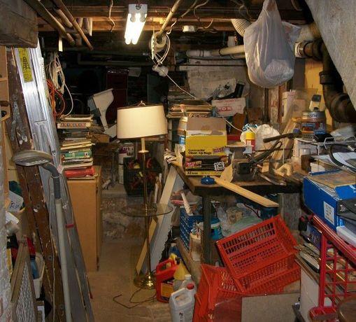 Безплатно почистване /тавани, мази, къщи и апартаменти/